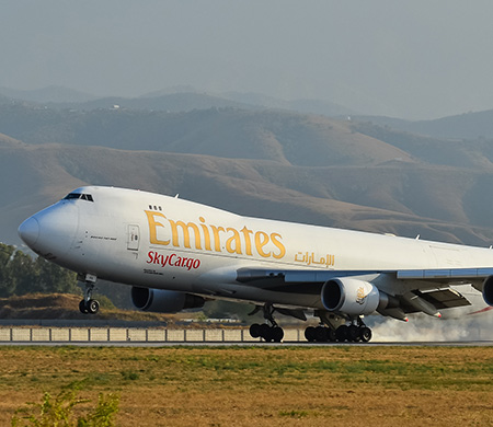 Emirates ve Boeing sponsor oldu