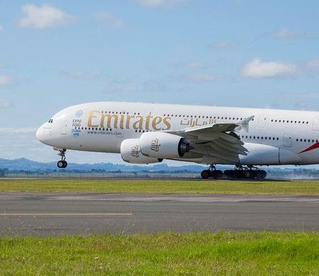 Emirates uçağında hırsızlık iddiası