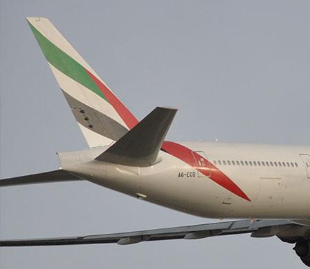 Uçakta bomba paniği!