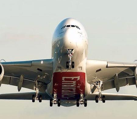Emirates'te 5 yıl sonra bir ilk!