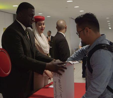 Emirates de o uygulamaya geçti