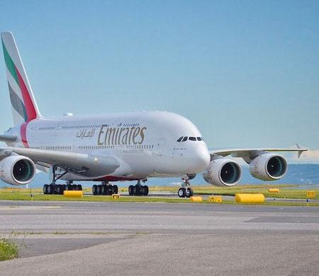 Emirates Pekin ve Şangay'a A380'le uçacak