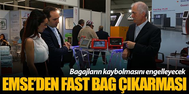 Emse Eurasia Airshow'da Fast Bag ile ilgi topladı