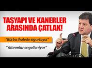 ERCAN HAVALİMANI'NDA İŞLER KARIŞIK