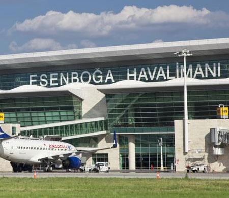 Borajet ve Pegasus Ankara'dan yurt dışına uçacak
