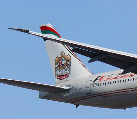 Torunlarını son kez görebilsinler diye uçak geri döndü!