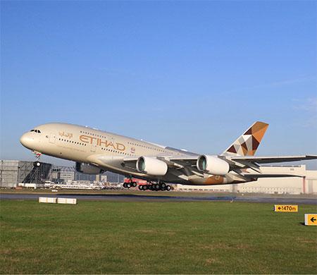 A380'nin rekor kıran uçuşu!