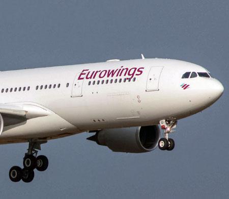 Eurowings yaz sezonunu açtı