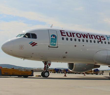 Eurowings'in yeni hatlarını müşteriler belirleyecek