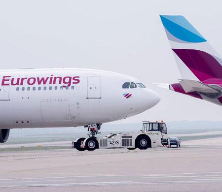 Eurowings Cape Town uçuşlarına başlıyor