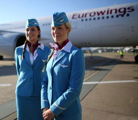 Eurowings'te grev krizi