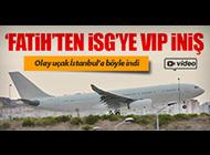 BAŞBAKANLIK FİLOSUNUN 'FATİH'İ İSTANBUL'DA