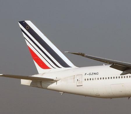 Air France tuvaletinde şüpheli cihaz
