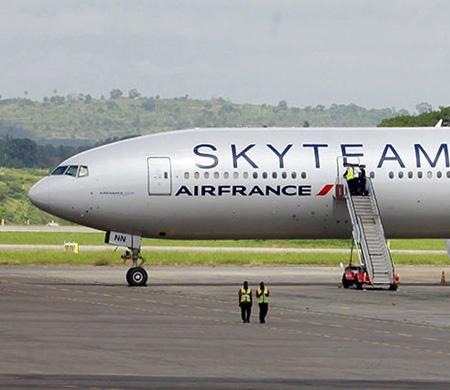 Air France'dan bomba açıklaması: