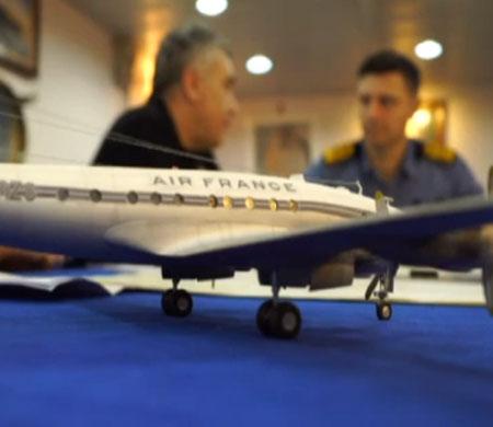 Fethiye'de denize düşen Air France uçağı 65 yıl sonra görüntülendi
