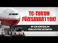 TC-TUR'DA FÜZESAVAR BALONU!