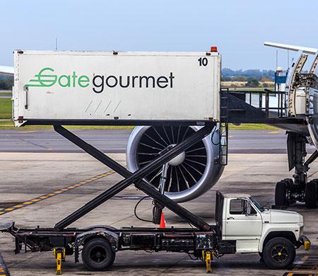 Virgin Australia da Gate Gourmet'den ikram alımını durdurdu