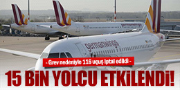 GERMANWINGS'TE GREV SONA ERDİ