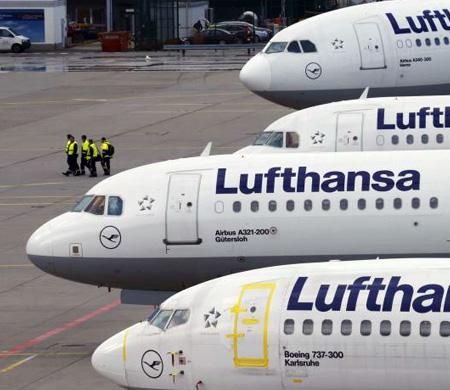 Lufthansa pilotları grevi yine uzattı
