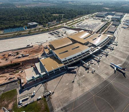 Brezilya'da 4 havalimanı özelleştirildi