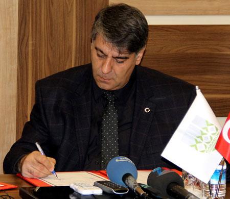 Havaalanı için protokol imzalandı