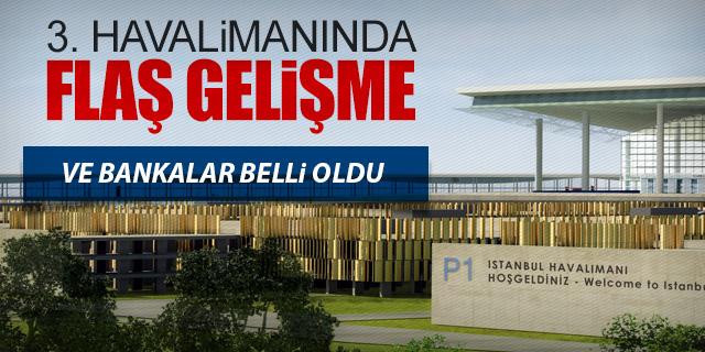 VE BANKALAR BELLİ OLDU!