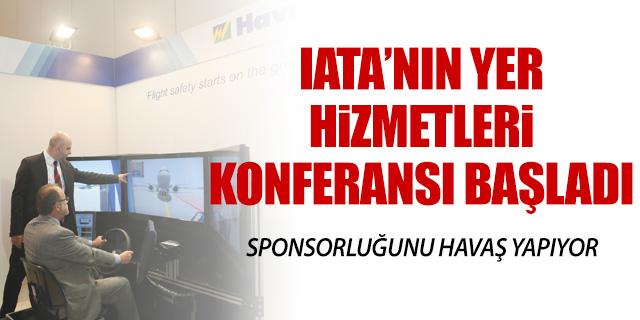 HAVAŞ'IN SPONSORLUĞUNDAKİ KONFERANS BAŞLADI