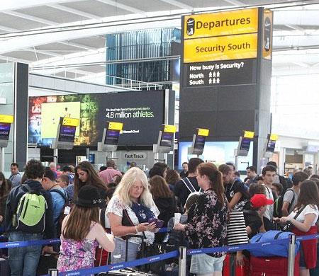 İngiltere'den gelen turist sayısı dibe vurdu!