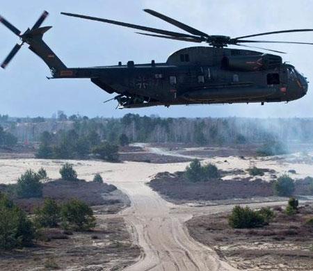 Japonya'da ABD helikopteri düştü!
