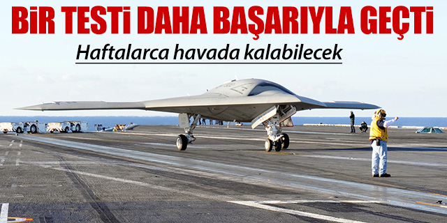 HAVADA 'İHA' DEVRİMİ!