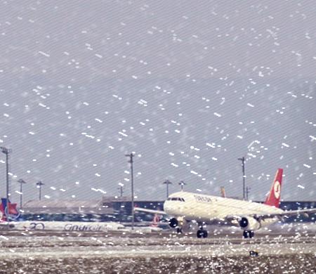 Dikkat! 132 uçuş iptal edildi