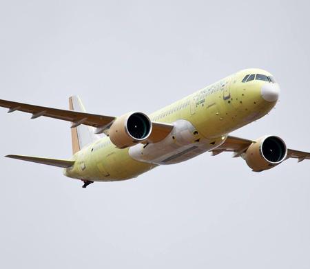 A320 ve B737'nin rakibi olacak