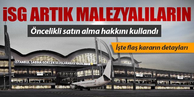 SABİHA GÖKÇEN'DE FLAŞ GELİŞME!
