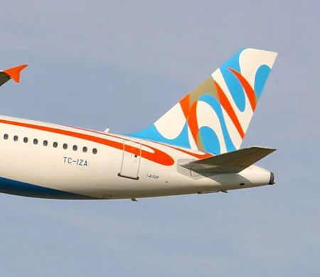 Pegasus 1.2 milyon Euro'ya İzair'in tamamını aldı