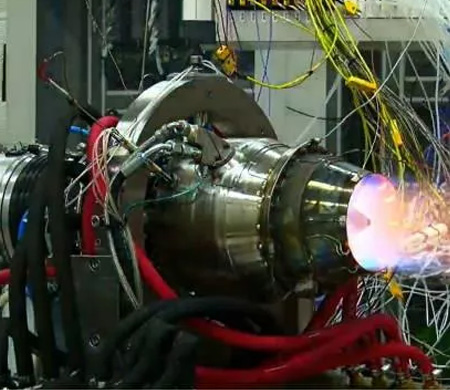 Yerli turbojet motoru için son aşamaya gelindi