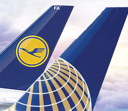 Lufthansa ve United'dan dev anlaşma