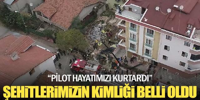 Helikopter kazasında şehit olanların isimleri belli oldu