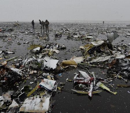 Uçak kazasında ölenlerin ailelerine tazminat ödenecek
