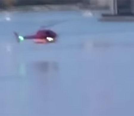 New York'ta helikopter düştü; 5 ölü!