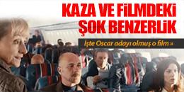 GERMANWINGS KAZASI OSCAR ADAYI FİLME BENZİYOR