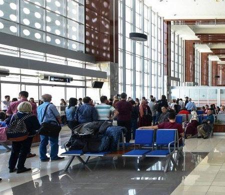 Koca Seyit Havalimanı 2017'de kaç yolcu ağırladı? ile ilgili görsel sonucu