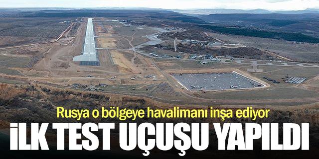 Rusya Kırım'a askeri havalimanı inşa ediyor