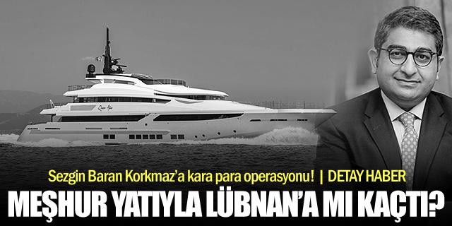 Εδώ είναι η διαδρομή διαφυγής του Sezgin Baran Korkmaz!