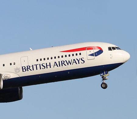 British Airways'in İstanbul-Londra uçağı Viyana'ya indi