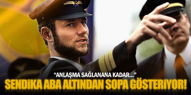 LUFTHANSA İÇİN GREV TEHLİKESİ DEVAM EDİYOR!