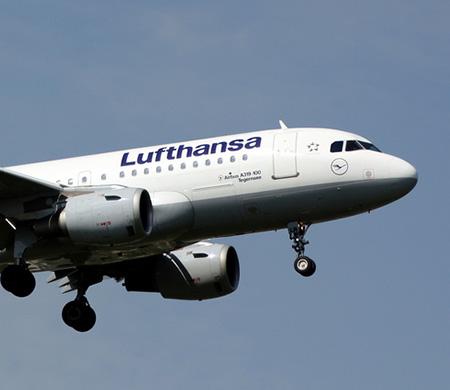 Lufthansa uçağında duman paniği, pist kapatıldı