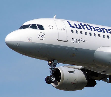 Lufthansa uçağında bomba ihbarı