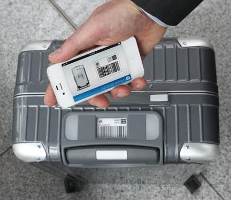 Lufthansa elektronik bagaj etiketi uygulamasına başladı