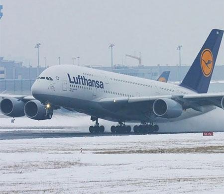 Lufthansa'ya bomba ihbarı