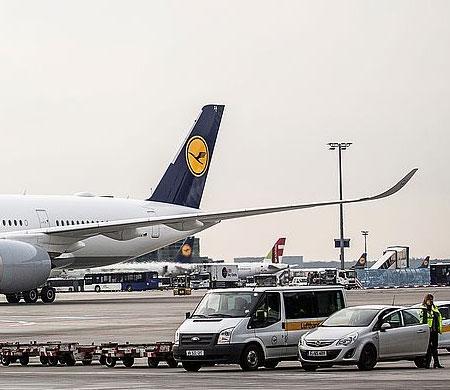Lufthansa'nın A350'si Delhi ile uçuşa başladı